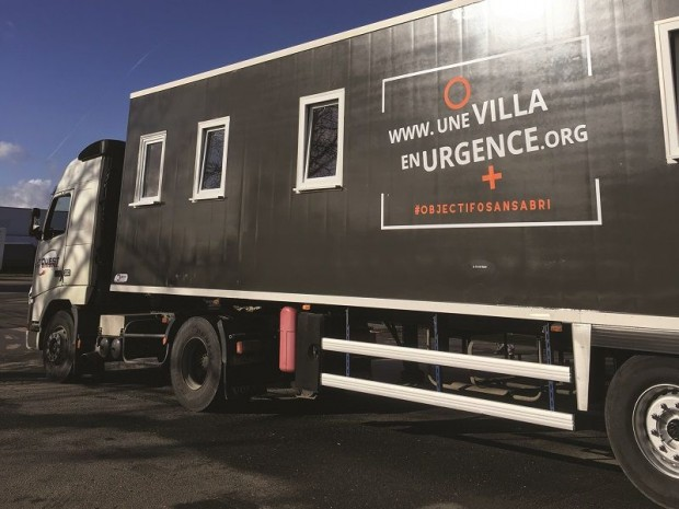 Les Villas en urgence Mobiles